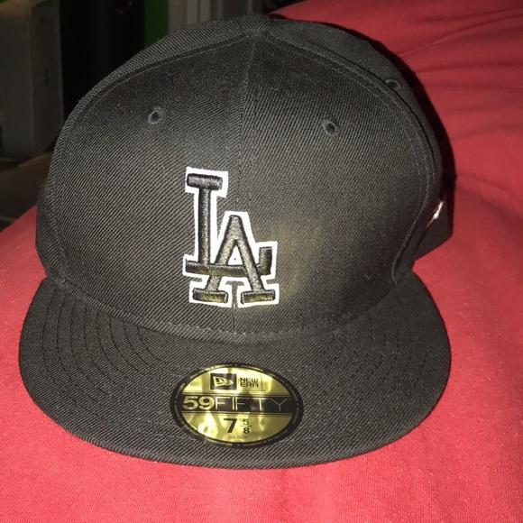 17730e5d88c MLB LA Dodgers Flat rimmed